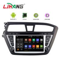 Buy cheap 8 Inch Touch Screen Car Hyundai Media Player Android 7.1 With Rear Camera AUX product