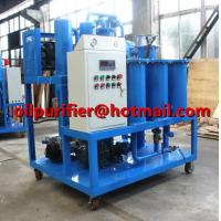 Buy cheap Hydraulic Oil Flushing System, Used Hydaulic Oil Filtration Machine, lube oil recondition and regeneration plant Specs product