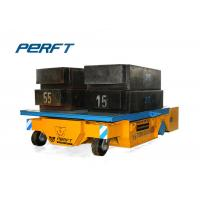 China 10 t Material handling electric battery powered Transfer Cart on sale