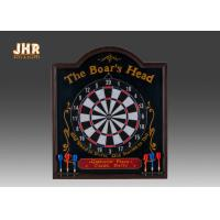 Buy cheap Pub Dart Board Wooden Wall Plaques Decorative Dart Board product