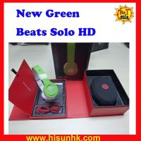 Buy cheap New hot green beats solo hd dr dre solo hd headphones by dr dre with cheap price product
