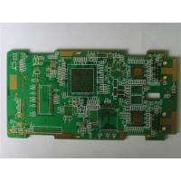 Prototype print circuit board for electronic products