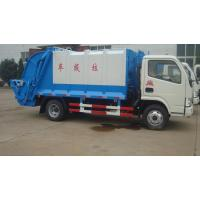 Buy cheap dongfeng Refuse 6CBM Collector Garbage Truck on sale product