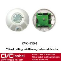 Buy cheap Wired Intelligency Celling Infrared Detector product