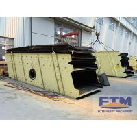 Buy cheap Circular Vibrating Screen In China/Rock Vibrator Sieve product