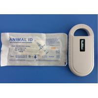 Buy cheap Radio Frequency Identification Animal ID Microchip 125Khz With Mini Size product