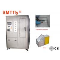Buy cheap 380V Power Supply Ultrasonic Pcb Cleaner, Circuit Board Cleaning Machine SMTfly-800 product