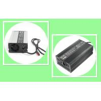 China CE And RoHS Standard Li Battery Charger 60V 8A With SMPS 4 Steps Smart Charging on sale