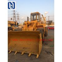 China Yellow 3 Cubic Meters Compact Wheel Loader , 18 Ton Mini Wheel Loader 3m³ on sale