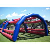 Buy cheap Commercial Grade Inflatable Baseball Batting Cage For Sport Game product