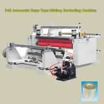 Buy cheap ± 0.1mm Precision 380v 50HZ Stretch Film Rewinding Machine For Bopp Tape , PE Foam product