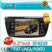 Buy cheap Car Mp3 Player / Car Stereo / GPS / IPOD FIAT DVD Player For FIAT Linea Punto ST-6219 product