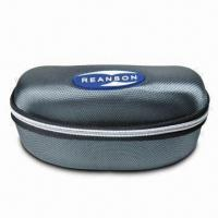 Buy cheap Ski Goggles Case/Accessory Packaging, Made of EVA Material, Comes in Gray product