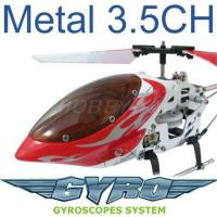 China Newest Toy Helicopter - 3.5 Channel Metal Mini RC Helicopter Toy on sale