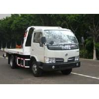 Buy cheap Flatbed Wrecker Tow Truck from Wholesalers