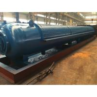 Quality Eco Friendly Boiler Steam Drum , Boiler Components Colored Dryer Drum for sale