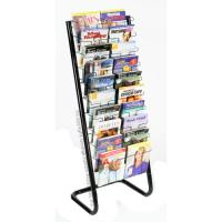 Buy cheap Wall mount mail holder and key rack--black product