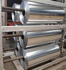 Buy cheap Alloy Household Aluminum Foil AA1235 O 6.35 Micron X 1095mm 5.2-30 Mic Gauge product