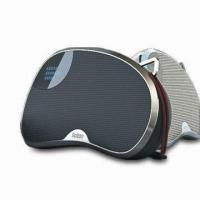 Buy cheap Portable Speaker with LCD Display, Easy to Operate, Supports WMA, MP3 and WAV Files product