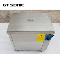 Buy cheap Low Noise Ultrasonic Cleaning Device , Industrial Ultrasonic Washing Machine product