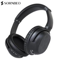 Buy cheap SORNBEO ANC BH519black  Wireless Bluetooth headset headphones earphone with Active Noise Cancelling product
