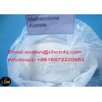 China CAS 434-05-9 White Legal Anabolic Steroids Powder Methenolone Acetate Primobolan For Muscle Building on sale
