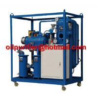 Buy cheap Oil Flushing Machine, Oil Purifier,dehydration plant for Custom Engineered Lubricant Engine Hydraulic Transmission product