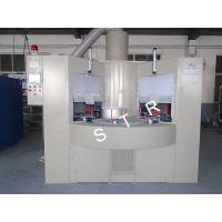 Buy cheap Pressure Automatic Abrasive Blasting Machine Stress Relief Processing product