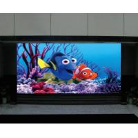 Buy cheap Indoor Electronic Advertiisng Display Screen, full color and high definition( P5 1R1G1B ) product