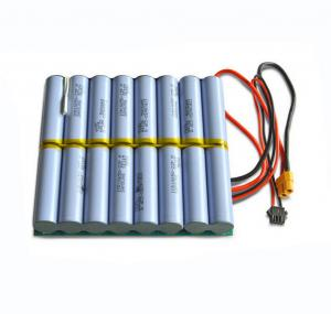 Buy cheap 2.2Ah 36 Volt Custom Battery Pack Manufacturers For Electric Hoverboard product