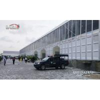 Buy cheap 50m Width Wedding / Party Aluminum Frame Event With Glass ABS Walls , from wholesalers