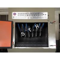 Buy cheap Automatic Tracked Type Sandblasting Machine Remove Scratche Improve Surface Roughness product