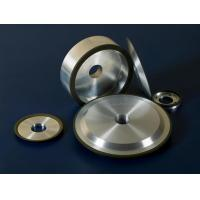 China Already Trimmed Resin Bond Grinding Wheel Automotive Gear With Custom Size on sale