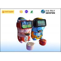 China Red / Blue VR Game Machine Education Game For Age 3 To 10 Children Playing on sale