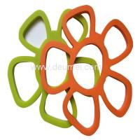 Buy cheap Food Grade Silicone Sunflower Shape Oven Mat for Promotion product