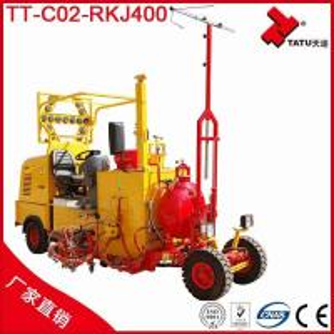Thermo Plastic Traffic Line Marker Truck - TATU traffic group