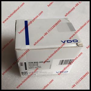 Buy cheap Genuine and New Siemens VDO Volume Control Valve (VCV) X39-800-300-018Z , X39800300018Z , for 5WS40380,5WS40019-Z product