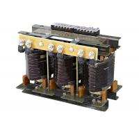 Buy cheap 1500V Three Phase Iron Core Dry Type Reactor Input / Output Reactors product