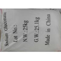 Buy cheap Sodium Gluconate In Soap Concrete Construction Gluconc Acid 98% As Water Reducer product