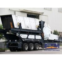 Buy cheap Mobile Crushing Machine Prices/Europe Mobile Crusher product