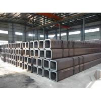 Buy cheap RHS SHS Thick Wall ERW Rectangular Steel Pipe / Seamless Steel Tube for Building Structure from Wholesalers