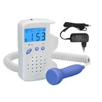China High Sensitivity Fetal Heartbeat Doppler Lightweight With Low Ultrasound Dosage on sale