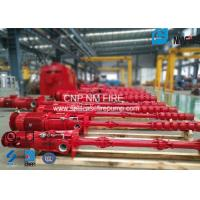 China Centrifugal Electric Motor Driven Fire Pump Sets With Vertial Turbine Pumps For Water Use on sale