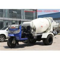 Buy cheap 28-32hp 5 wheel 2 cubic meters small concrete mixer truck for sale from wholesalers