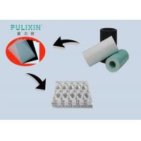 Buy cheap White Printing Rigid Plastic Sheet Rolls , Low Density Polyethylene Sheet from wholesalers