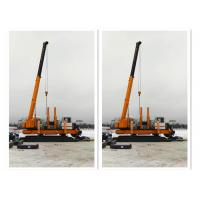China Rotary Static Pile Driver Fast Pile Driving Environmental Protection on sale