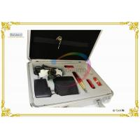 China Good quality rechargeable battery permanent makeup tattoo machine with measure number for sale