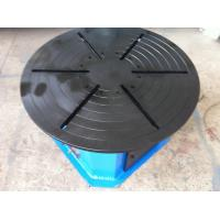Buy cheap Auto Adjustable Welding Turntable / Rotary Welding Positioner With VFD Control product