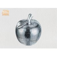 Buy cheap Fiberglass Decoration Polyresin Apple / Homewares Decorative Items product