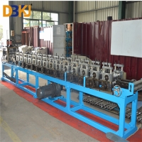 Buy cheap 0.8mm PLC Control 20m/Min Door Shutter Roll Forming Machine product